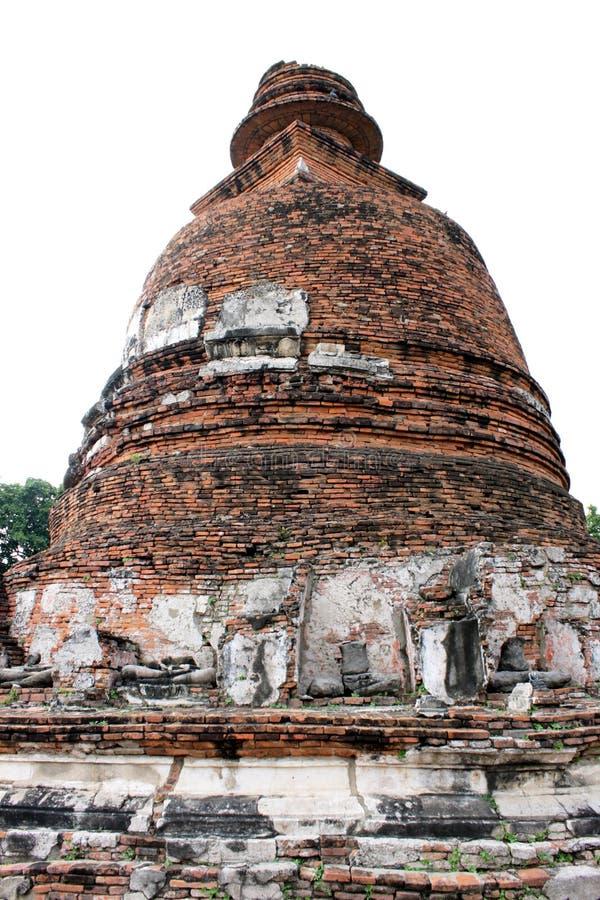 Épave de pagoda photo stock
