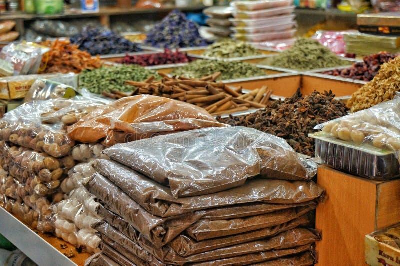 Épices arabes photos stock