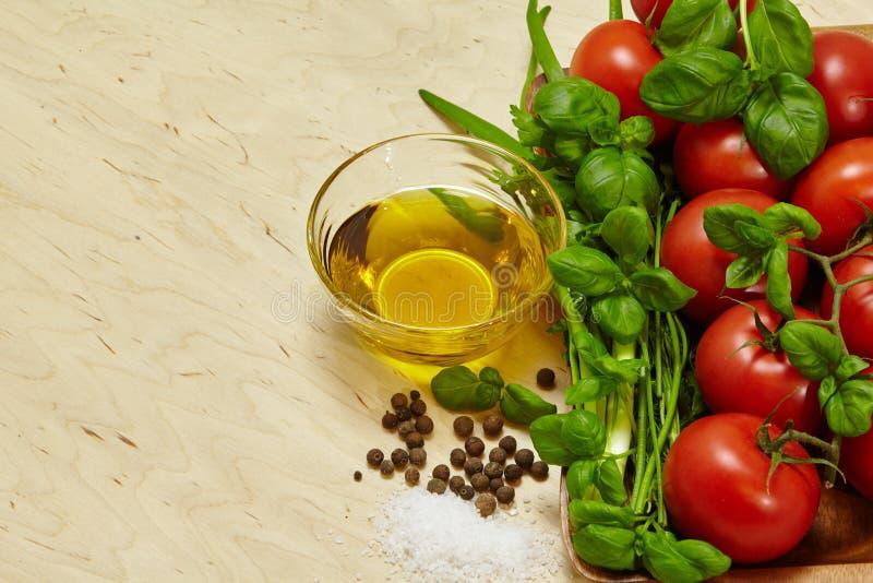 épices de tomates de légumes photo libre de droits