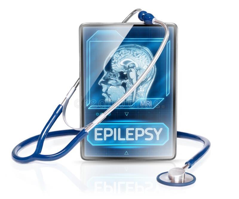 épilepsie photo stock