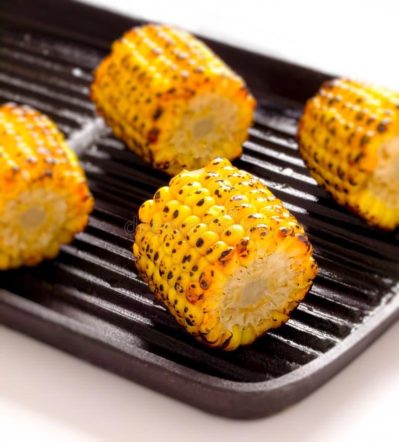 Épis de maïs grillés photo libre de droits