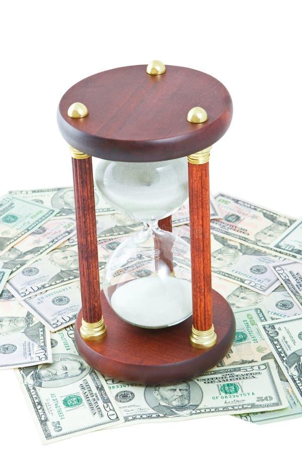 Época del dinero fotografía de archivo