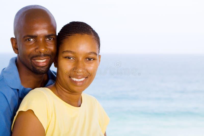 Épouse africaine de mari images libres de droits