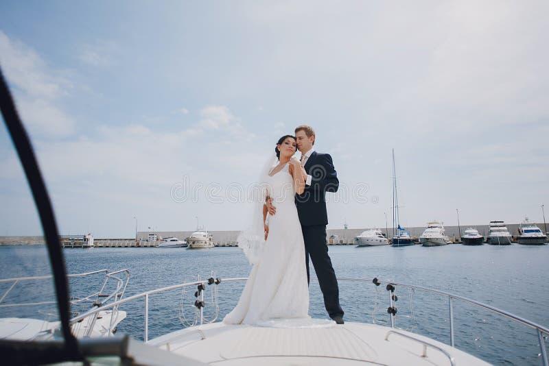 Épouser à Odessa ; images libres de droits
