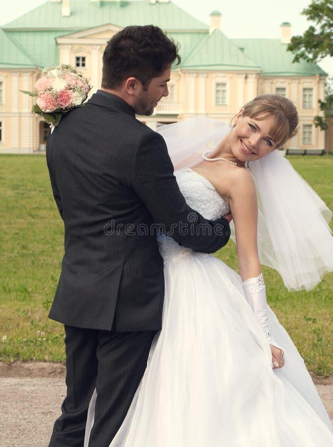 Jour du mariage images libres de droits