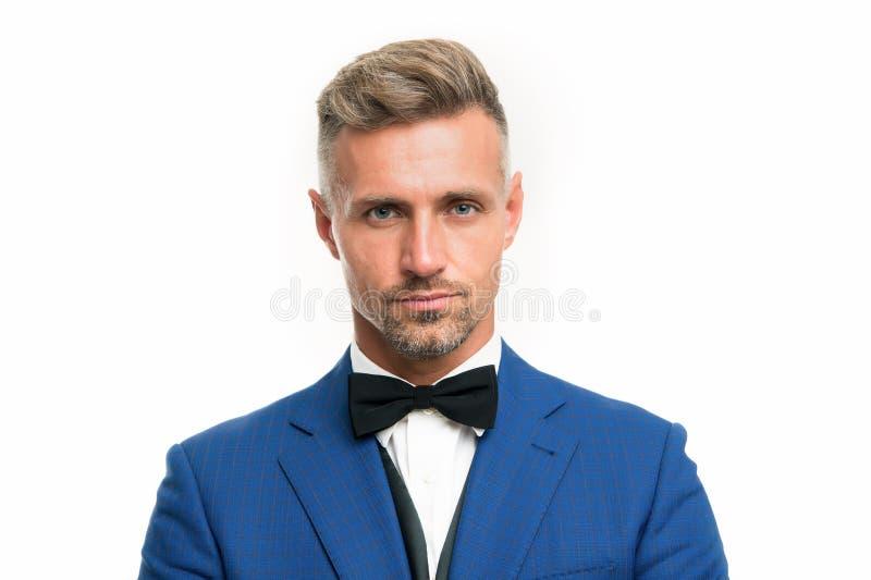 Épouser l'équipement Coiffeur moderne de style de monsieur Barber Shop Concept Barbe et moustache Le type a bien toiletté beau photos libres de droits