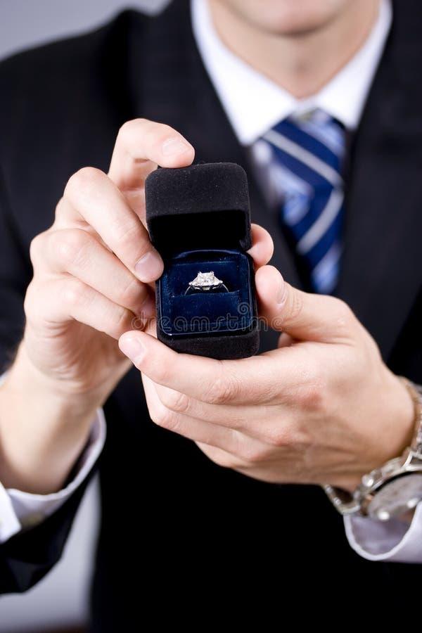 Épousez-moi ? images stock