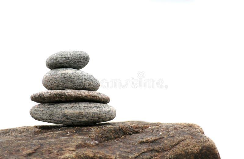 Download Équilibré image stock. Image du caillou, bases, objet, coopération - 726809