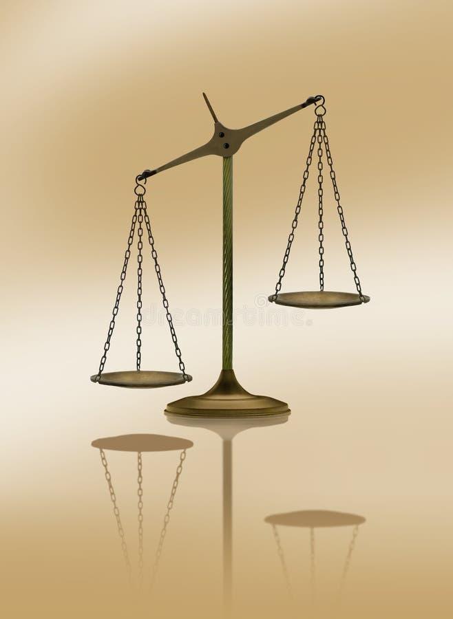 Équilibre de poids photo libre de droits