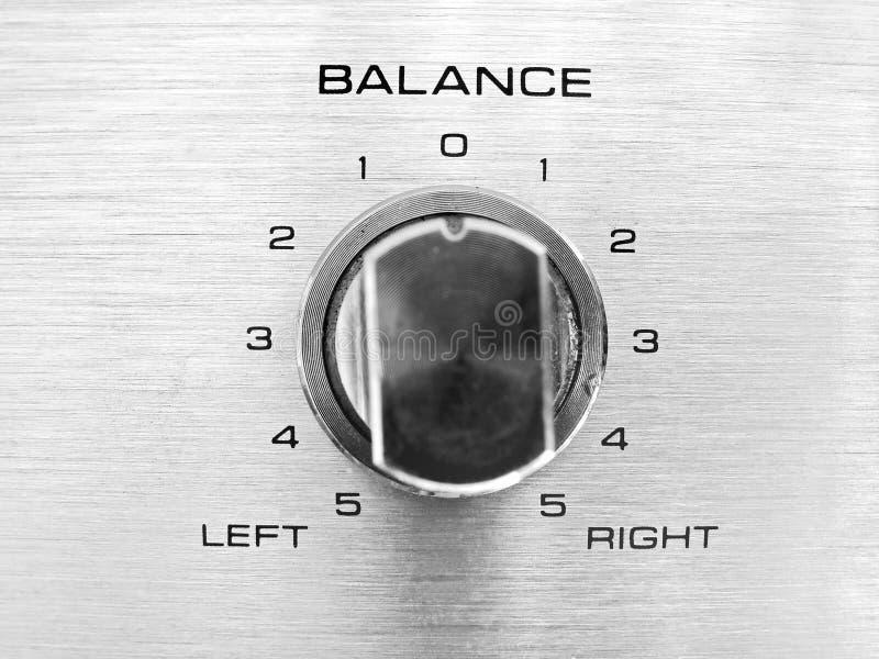 Équilibre/oblique photographie stock