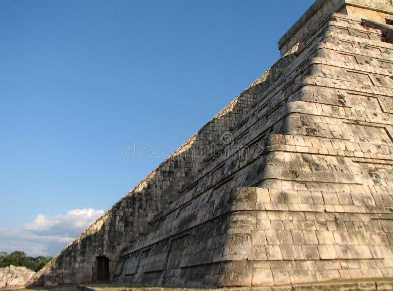 Équinoxe Chichen Itza image libre de droits
