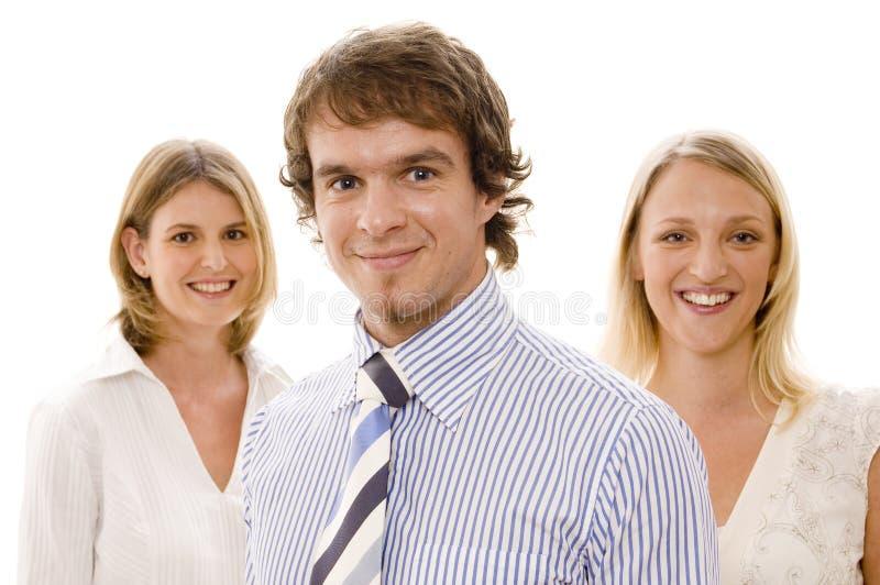 Équipe #2 d'affaires de groupe images stock