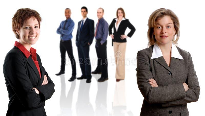Équipe d'affaires photo libre de droits