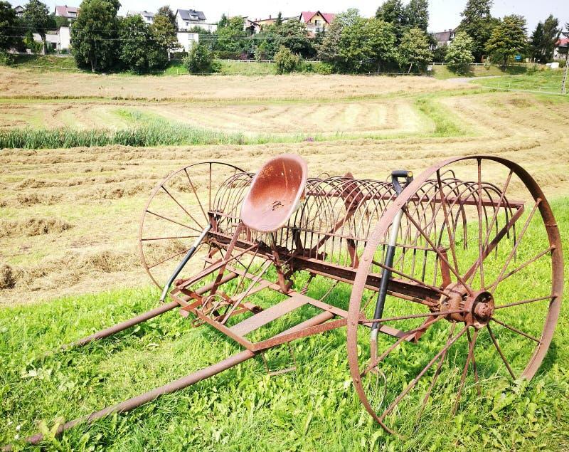 Download Équipement Agricole De Vintage Image stock - Image du foin, agricole: 76089199