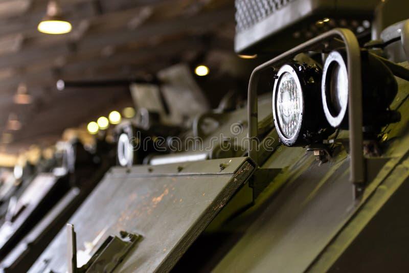 Équipement d'armée L'infanterie américaine usinent photographie stock libre de droits