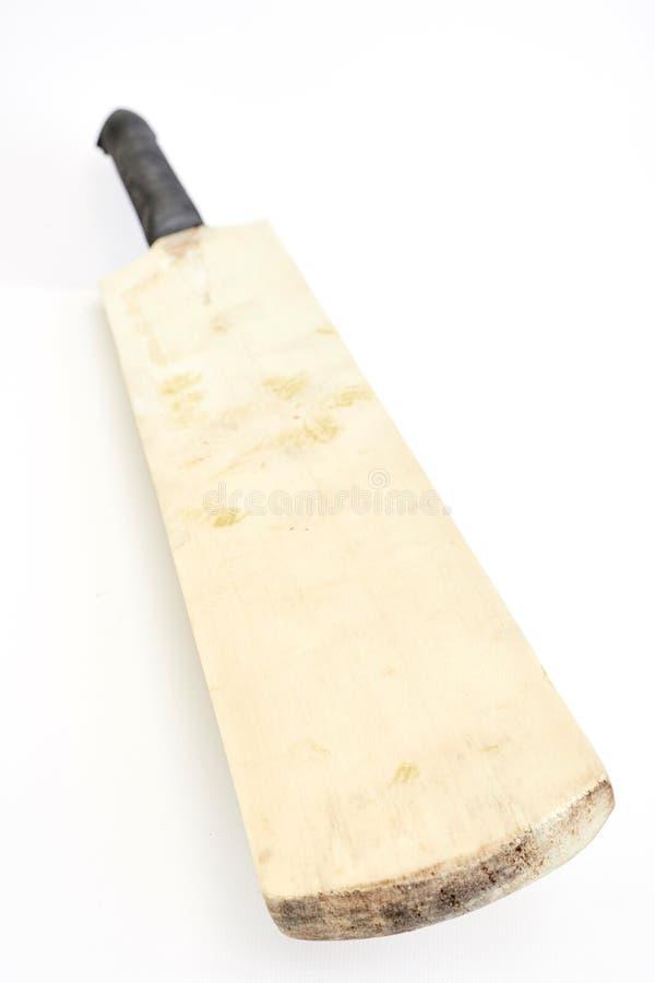 Équipement de cricket photographie stock libre de droits