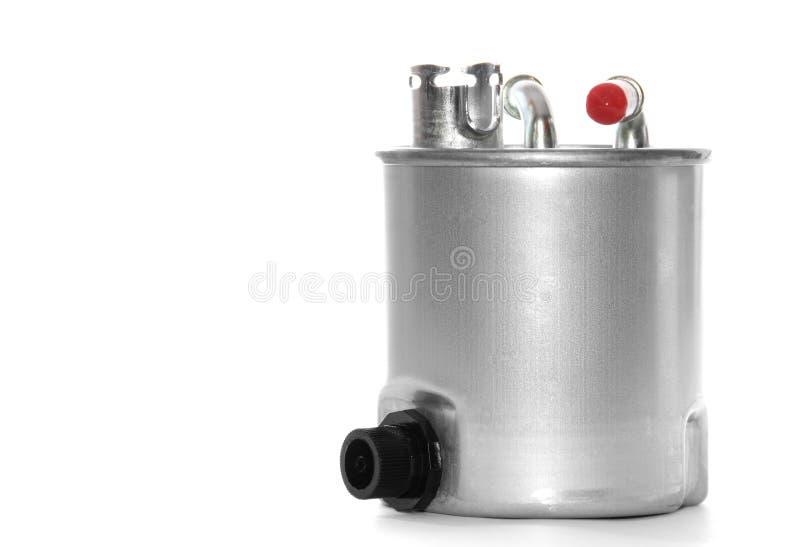 Filtre à essence photo stock