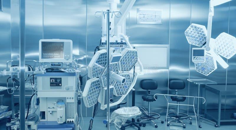 Équipement et technologies pour le traitement chirurgical photographie stock libre de droits
