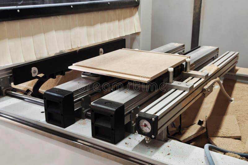 Équipement pour la production des meubles images libres de droits