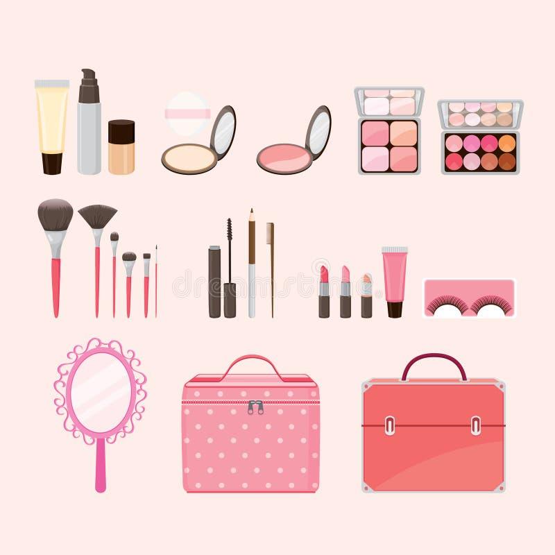 Équipements cosmétiques réglés