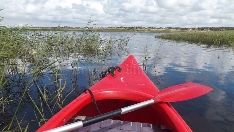 Download Équitation De Canoë Au Danemark Photo stock - Image du vacances, roseau: 76087806