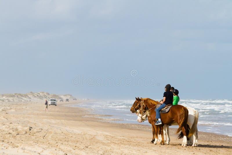 Équitation de Horeseback photos stock