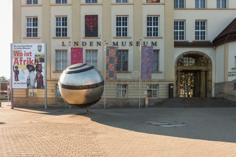 Éste es el Tilo-museo grande imágenes de archivo libres de regalías