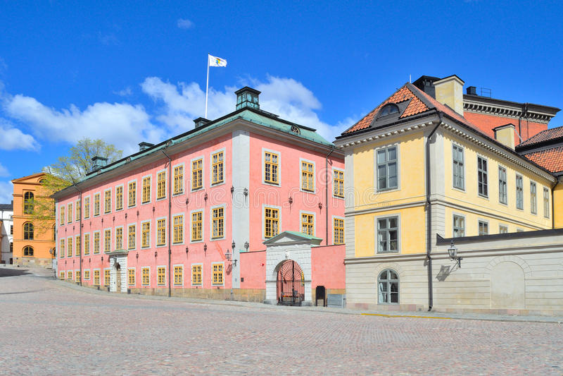 Éstocolmo, Riddarholmen imagens de stock royalty free