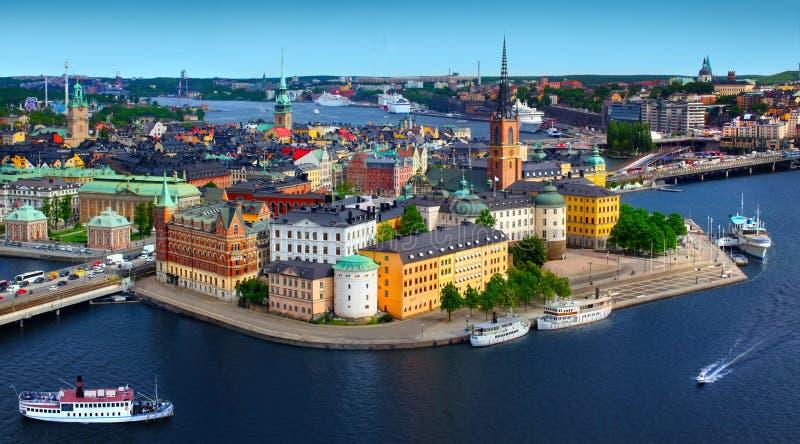 Éstocolmo, Suécia imagens de stock royalty free