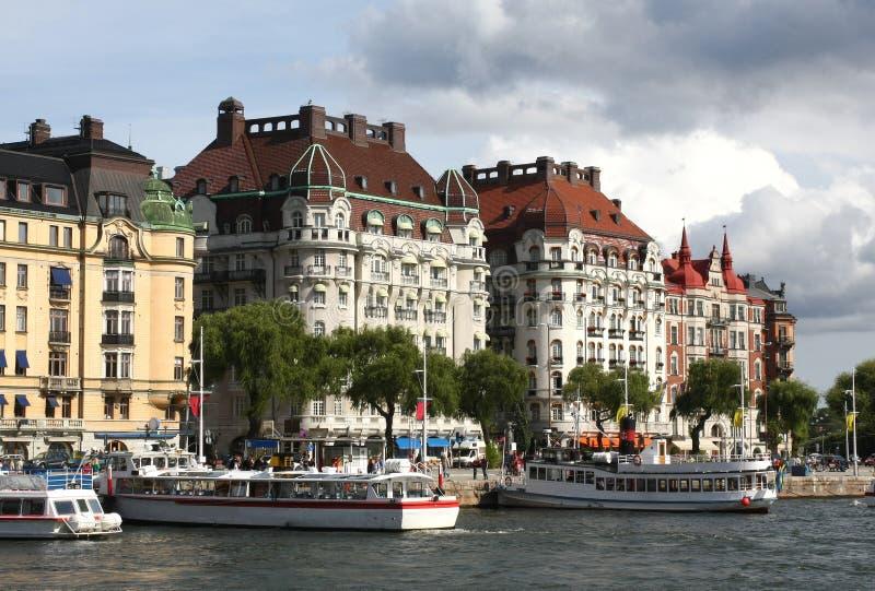 Éstocolmo, Sweden foto de stock