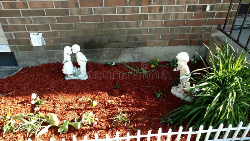 Été 2016 de la photo 2 de Front Garden images stock