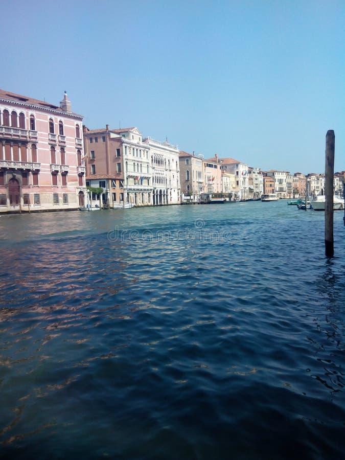 Été 2014 de Venise photos libres de droits