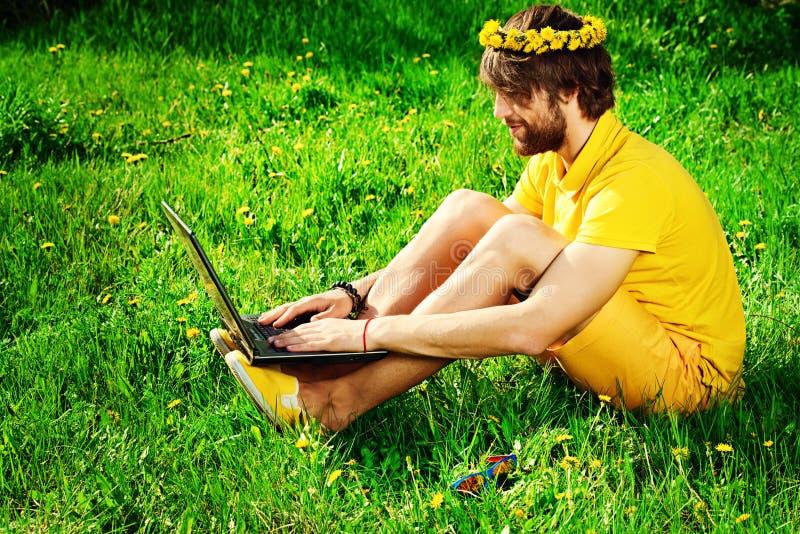 Été jaune photographie stock libre de droits