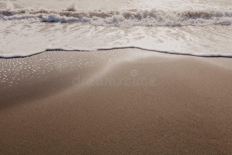 Été, plage et mer images libres de droits