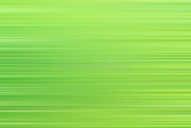 Été vert de ressort de fond brouillé par résumé illustration libre de droits