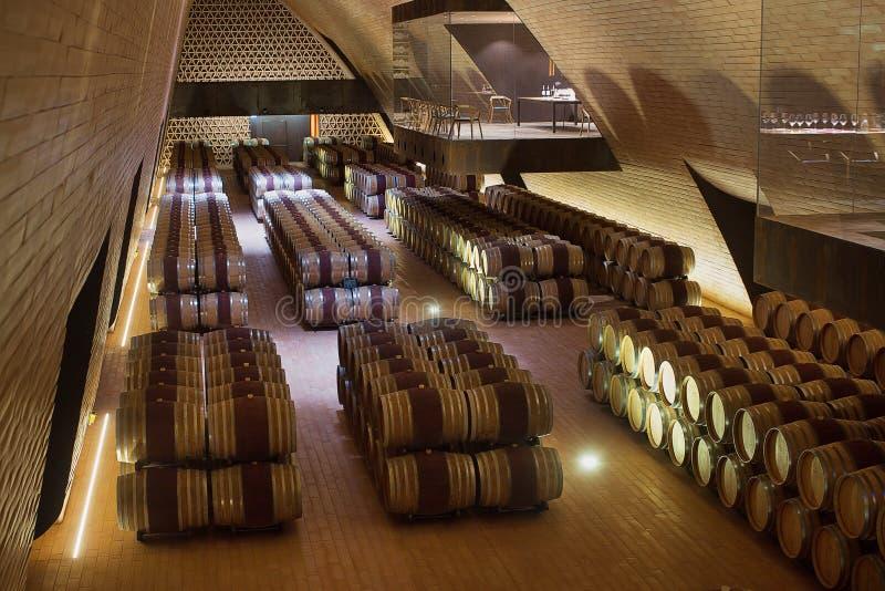 Établissement vinicole Italie d'Antinori image stock