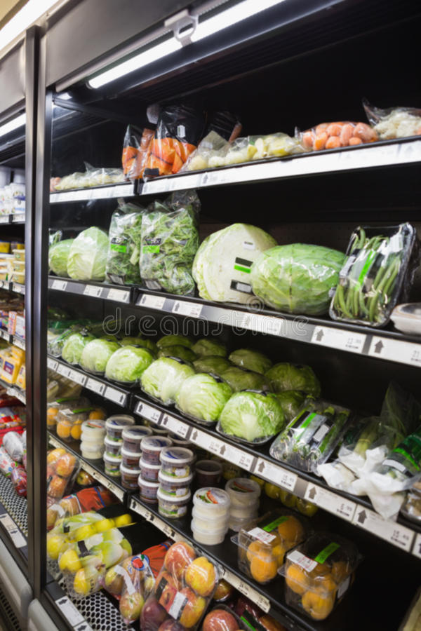 Download Étagère Végétale Au Supermarché Image stock - Image du choix, bas: 56490235