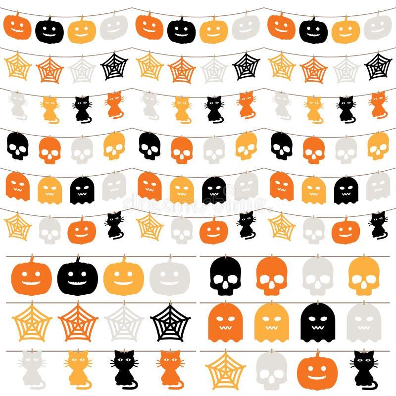 Étamine de Halloween illustration de vecteur
