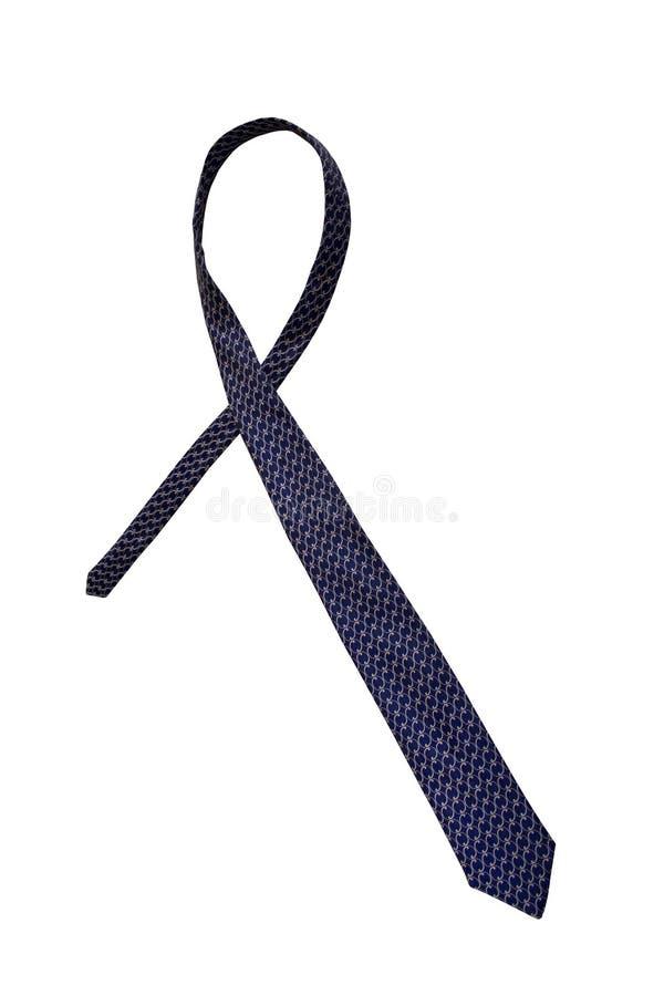 Étape 1 de cravate de relation étroite photo libre de droits