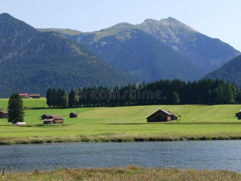 État gratuit de la Bavière photos libres de droits