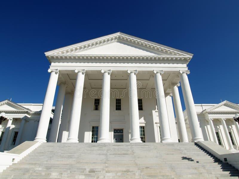 état la Virginie de maison images libres de droits