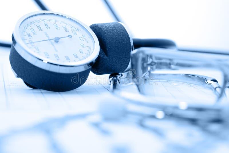 État médical images stock