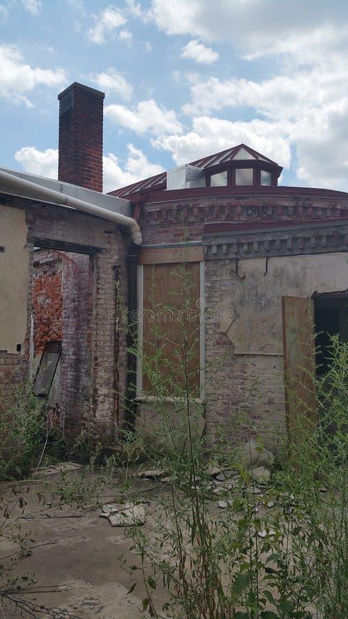 État oriental Peniitentiary Philadelphie Pennsylvanie images libres de droits