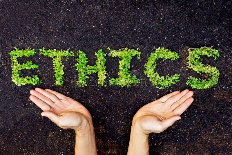 Éthique/csr images libres de droits