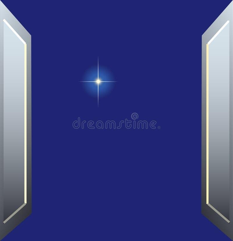 Étoile illustration stock