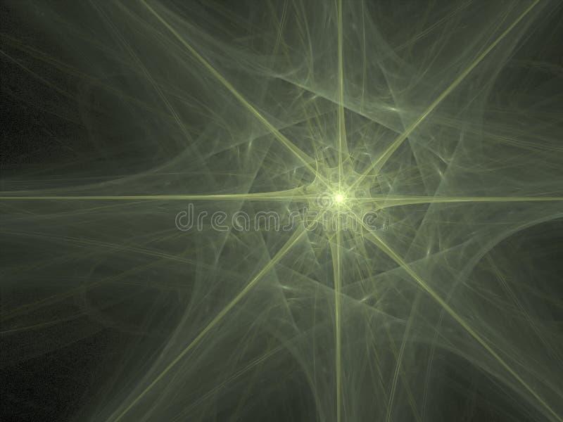 Étoile de Bethlehem illustration libre de droits