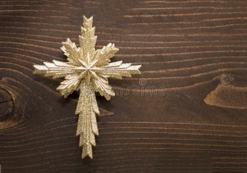 Étoile de fond de Noël image libre de droits