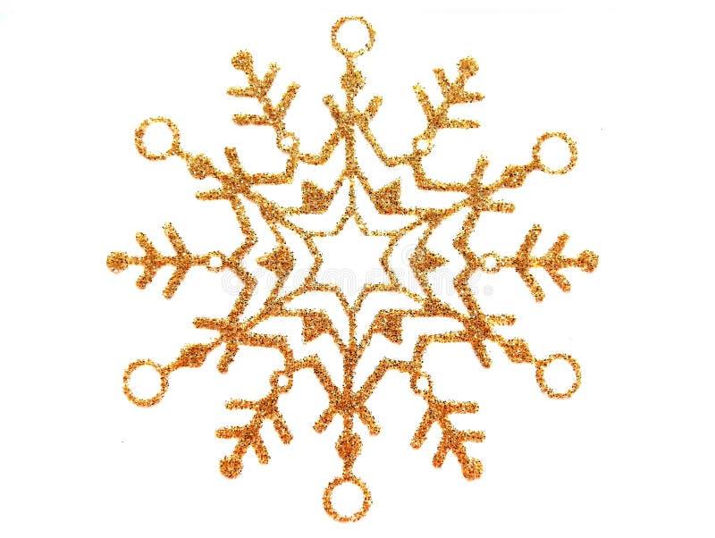 Étoile de neige illustration libre de droits