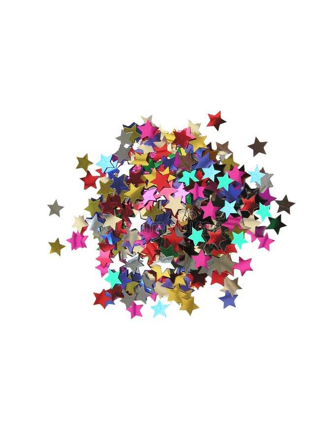 Étoiles photographie stock