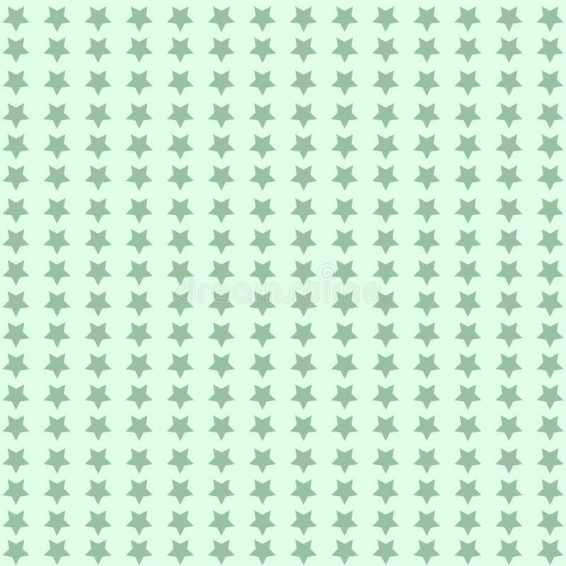 Étoiles bleues multiples image stock
